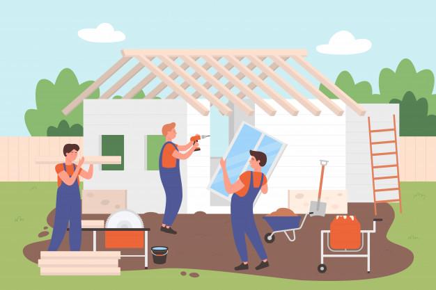 """4 ความสำคัญในการเลือก """"ใช้บริการบริษัท สร้าง บ้าน ทำไมเราถึงต้องเลือก?"""""""